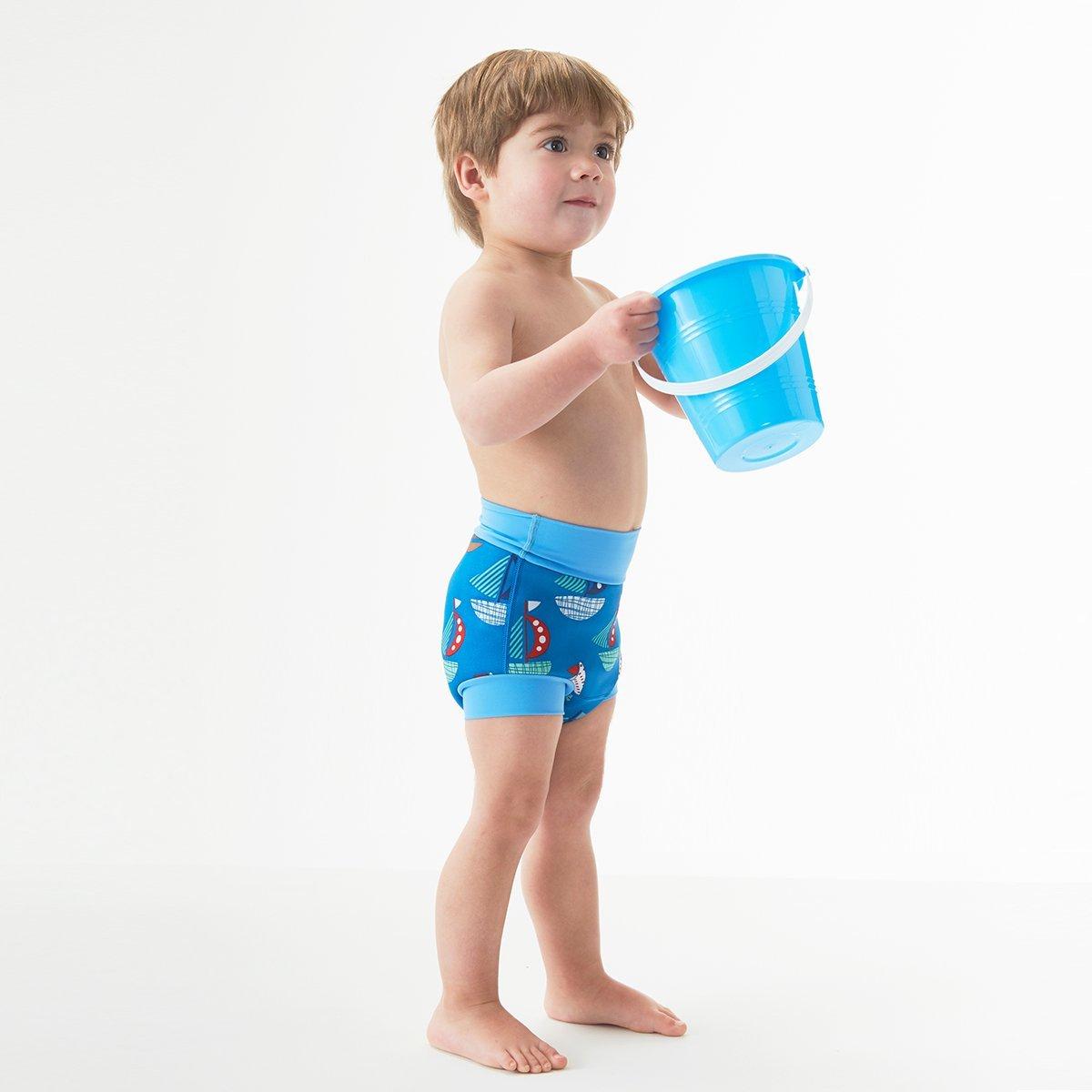 Splash-About-Happy-Nappy-Baby-amp-Toddler-Swimwear-Nappy-and-Shorts-Sun-Safe thumbnail 33