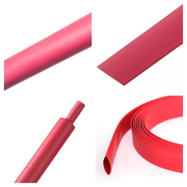 Heat Shrink Tubing Sleeving Wrap Electrical Wiring Insulation ...