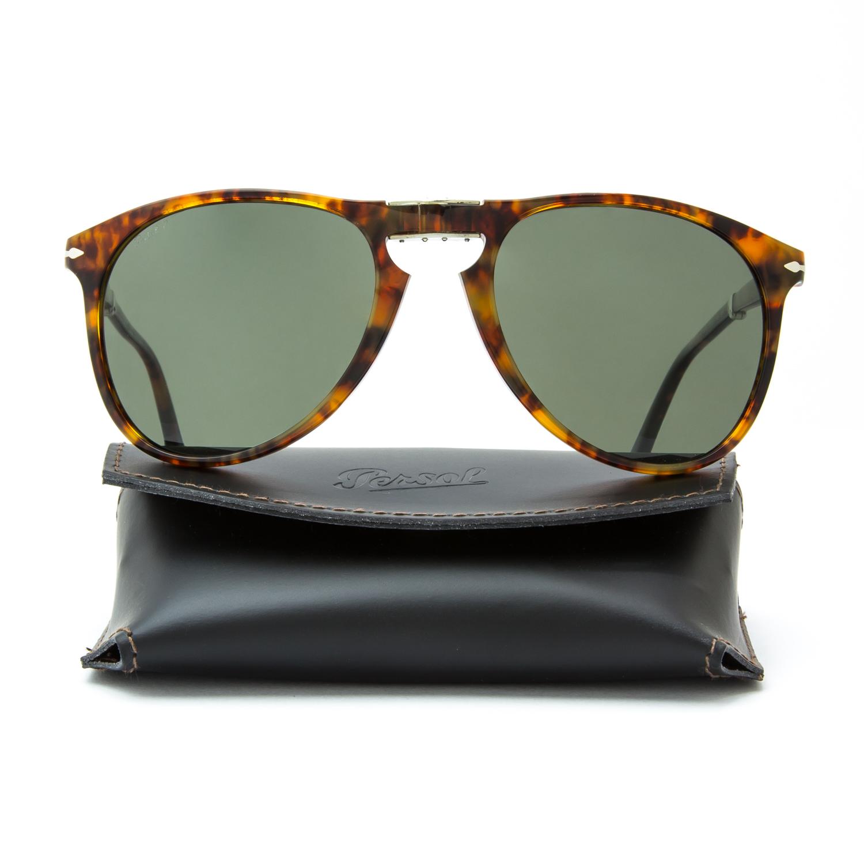 c467df7594 Persol 9714 Sunglasses Vintage Celebration 108 58 Caffe   Green Polarized  52 mm
