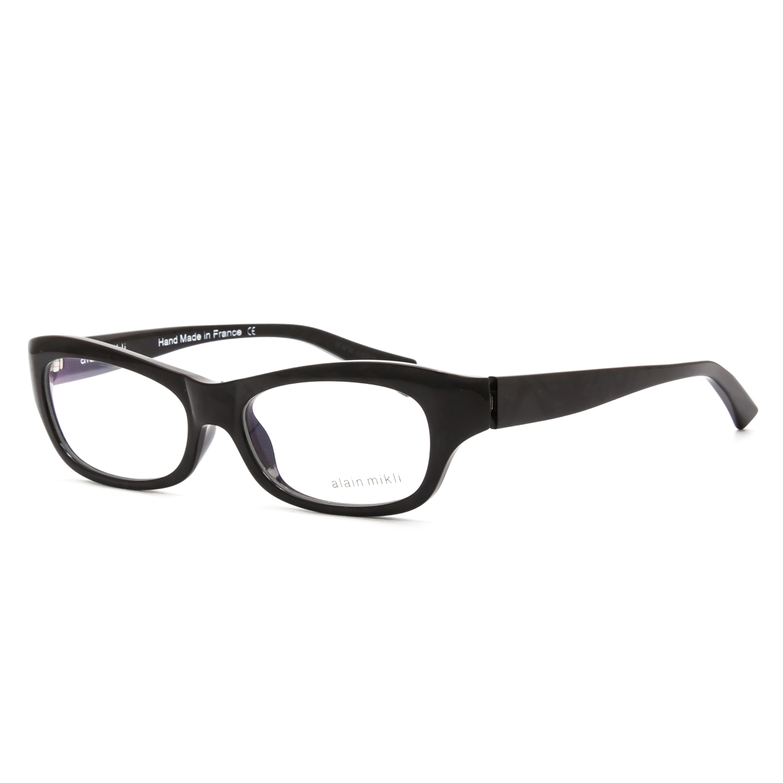 525bc8f60e Alain Mikli AL 1010 Eyeglasses 05 Black Frame RX Clear .