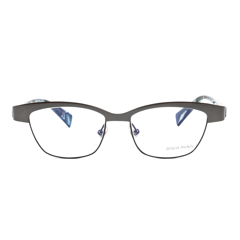 79a2b60cc7 Alain Mikli AL 1042 Womens Eyeglasses 0200 Brown Blue .