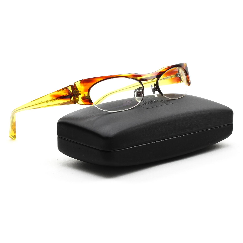32c155fee6 Alain Mikli AL 0927 Eyeglasses Yellow Amber Frame RX Demo .