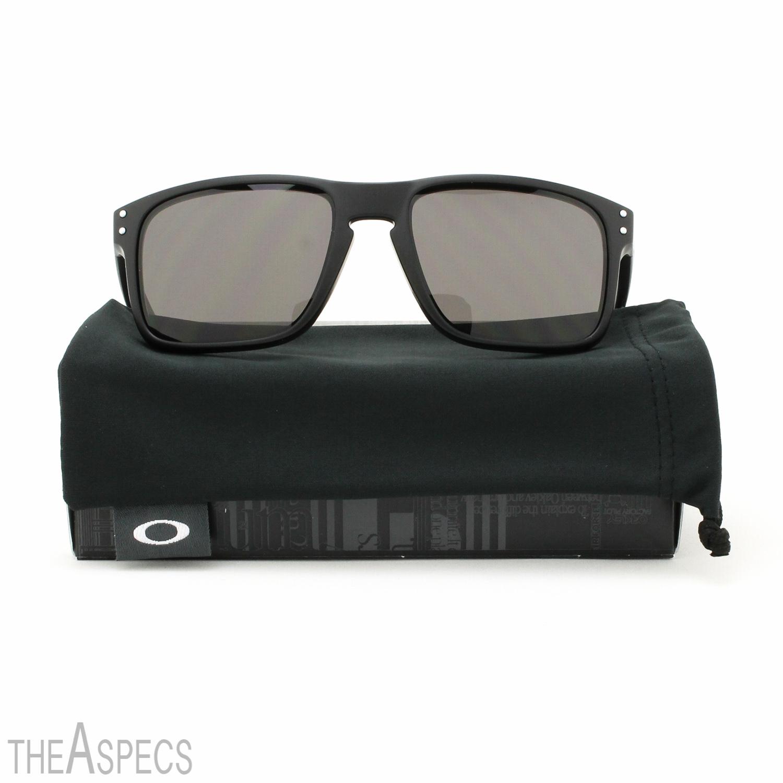 Oakley Holbrook Sunglasses Matte Black Warm Grey « Heritage Malta ca79ed4e18