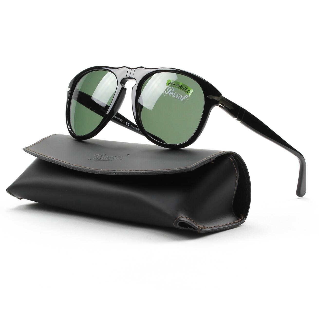 07d9d21e84 Persol Po0649 Sunglasses Blue Lens