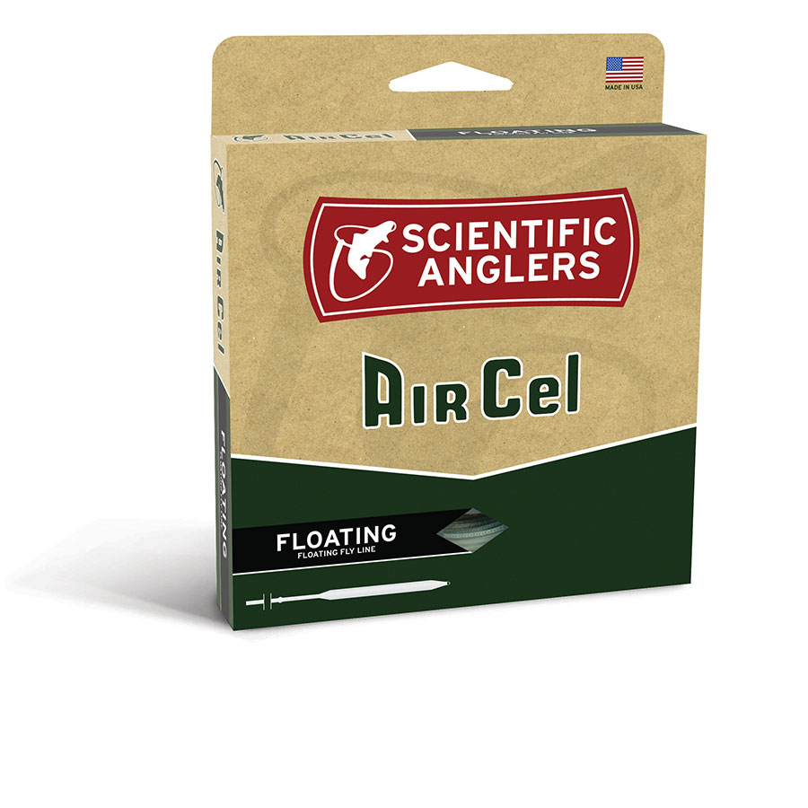 Fishing Scientific Anglers 112727 AirCel 7//8 Floating Bass Fly Line Yellow