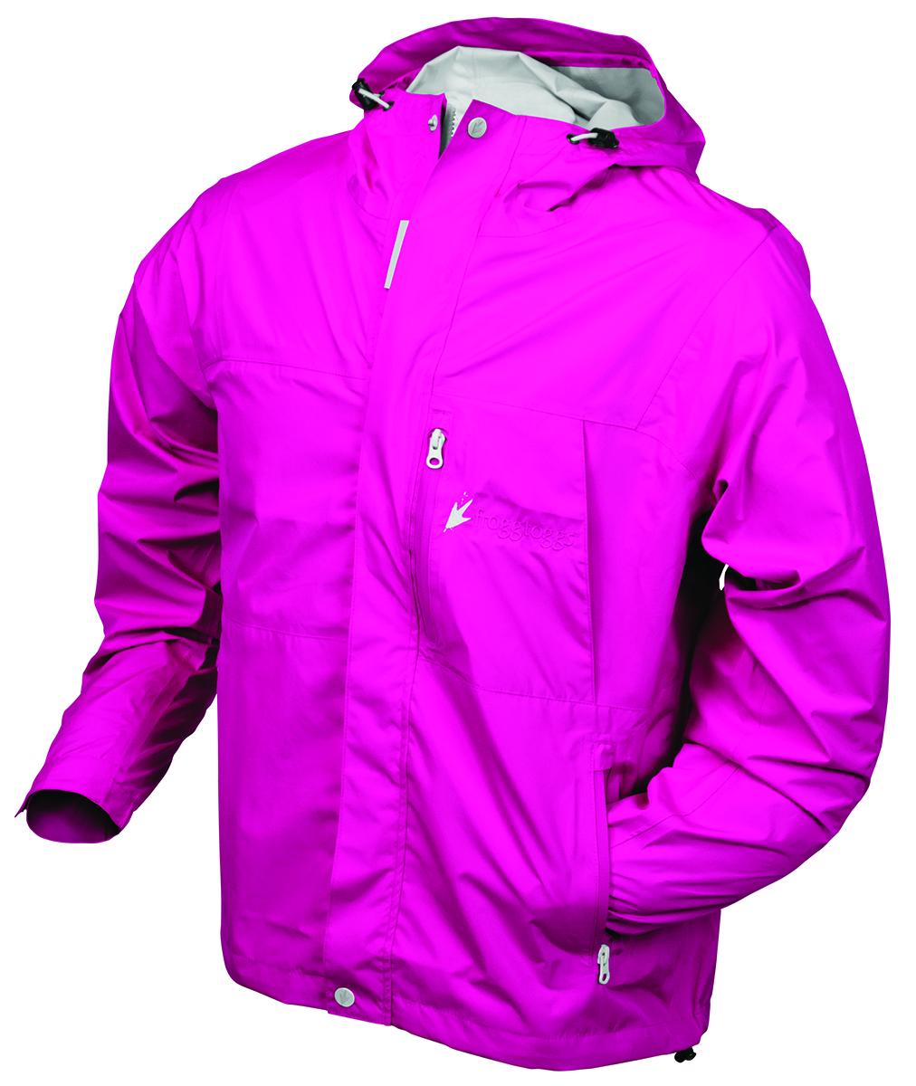 Frogg Toggs Women S Java Toadz Rain Jacket Pink Sm Ebay