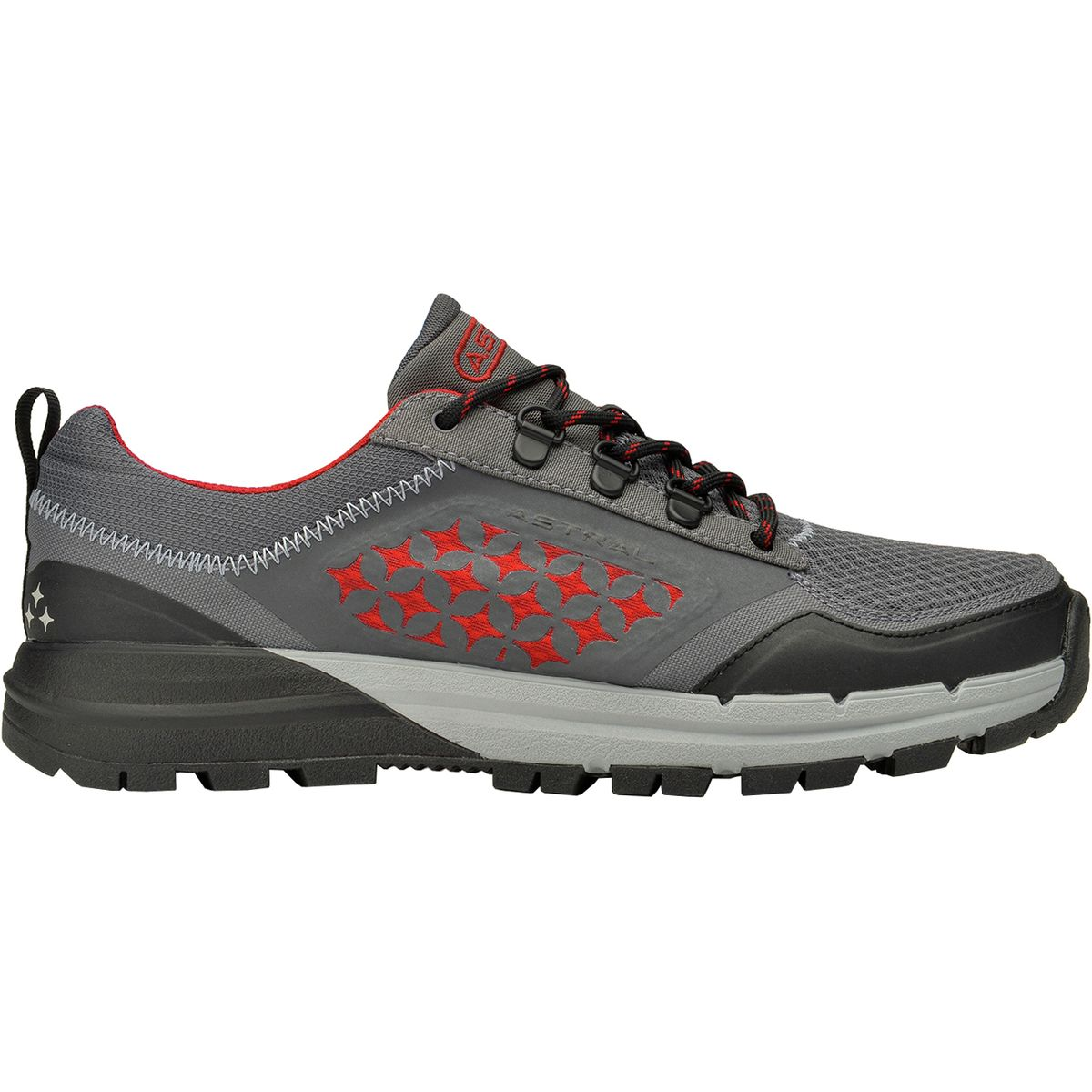 f15b8ea5d702 Details about Astral TR1 Trek Shoes Mens Charcoal Grey