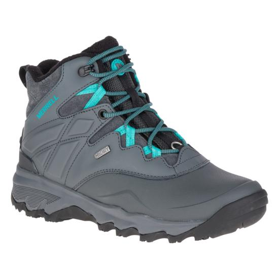 aa9dc4bedc4 Details about Merrell Thermo ADV 6 ICE Womens Boots Castle Rock