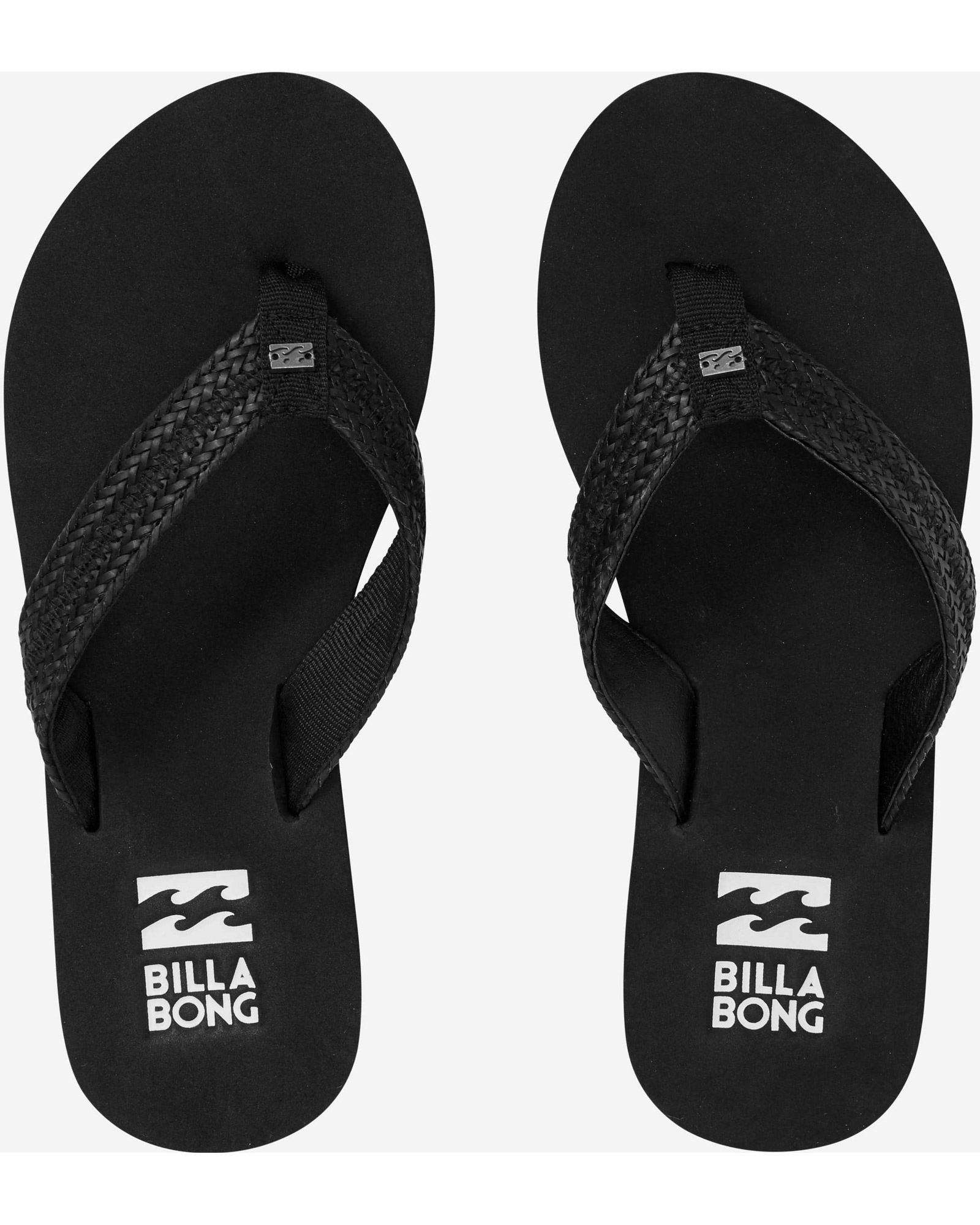 f8be6ee69bcc   BRAND NEW ITEM   - FREE SHIPPING! Billabong Kai Sandals Womens Black