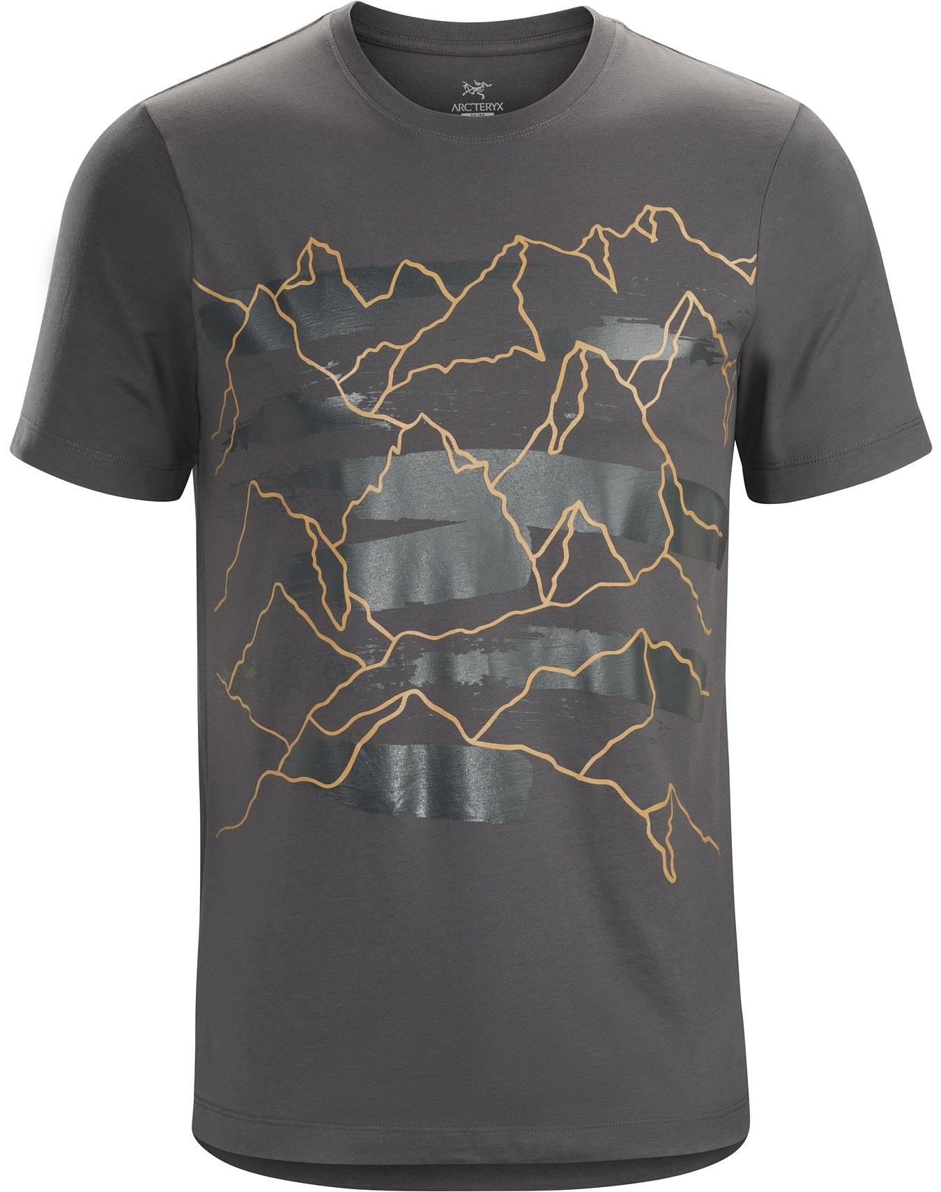 2b028c610d Arcteryx Playground Tshirt Mens Pilot | eBay