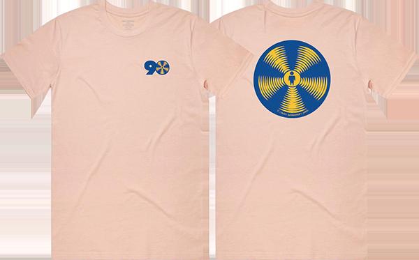 Sonic Youth astronaut floouth 1990 tour Dirty Flowers t shirt gildan NEW