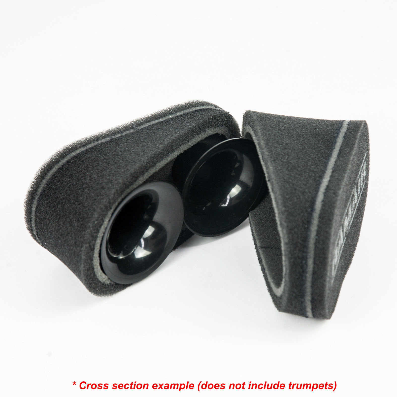 3 X Ramair Carb Sock Air Filters Datsun 240z 260z 280z Rph Weber 45 Fuel Filter Dcoe