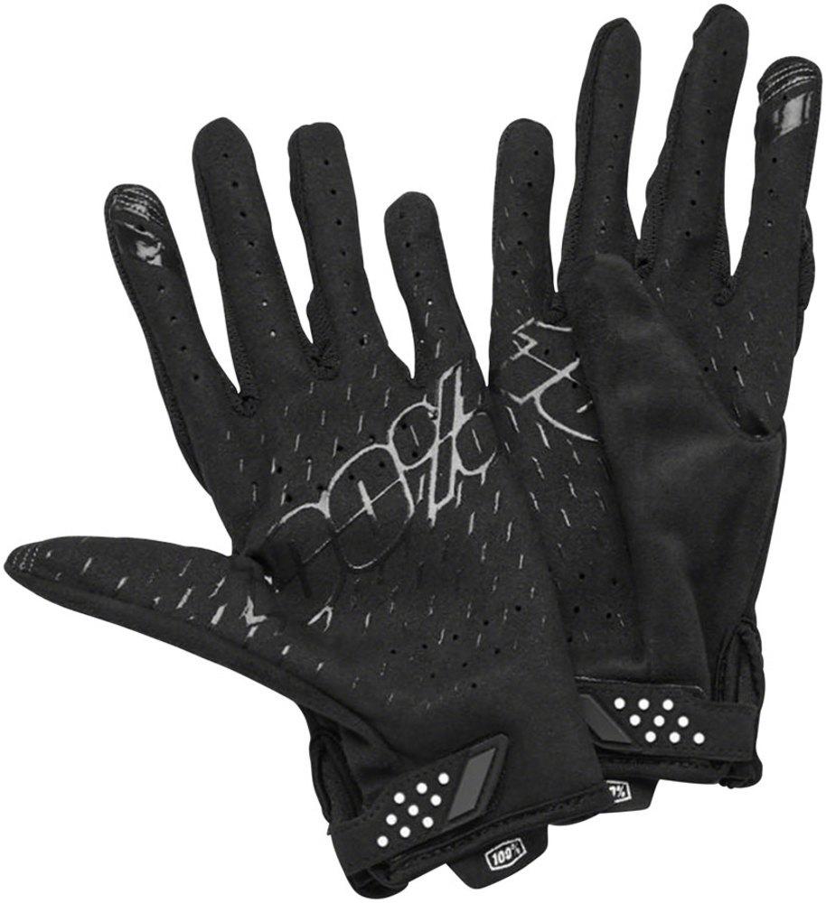 Blue LG 100/% Ridecamp Women/'s Full Finger Gloves