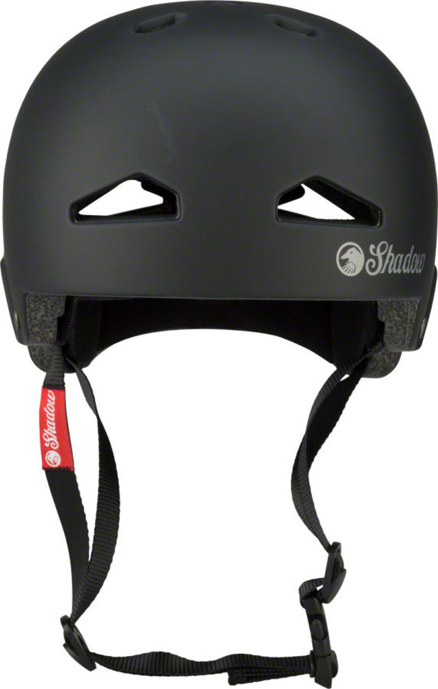 SHADOW CONSPIRACY CLASSIC HELMET LG XL BMX BIKE CE /& CPSC PRO TEC GLOSS BLACK