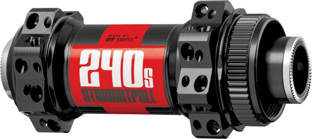 DT Swiss 240//350 Straight Pull Hub Boost/&28H-Thru Axle-Center Lock-Micro Spline