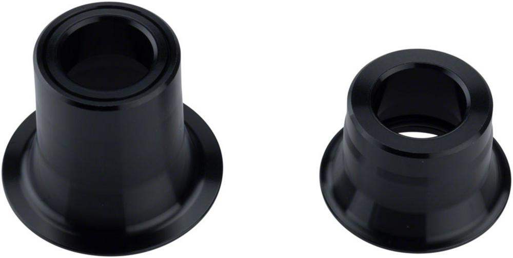 Zipp 77 Disc Conversion Caps for Front 100 x 12mm Thru Axle