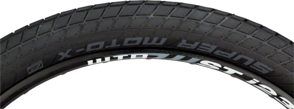 new schwalbe super moto x tire 27 5 x 2 8 wire bead black. Black Bedroom Furniture Sets. Home Design Ideas