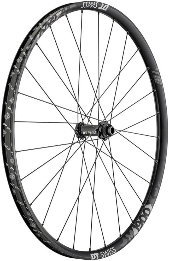 DT Swiss M1900 Spline 30 Front Wheel: 27.5, 15 x 100mm, Centerlock Disc