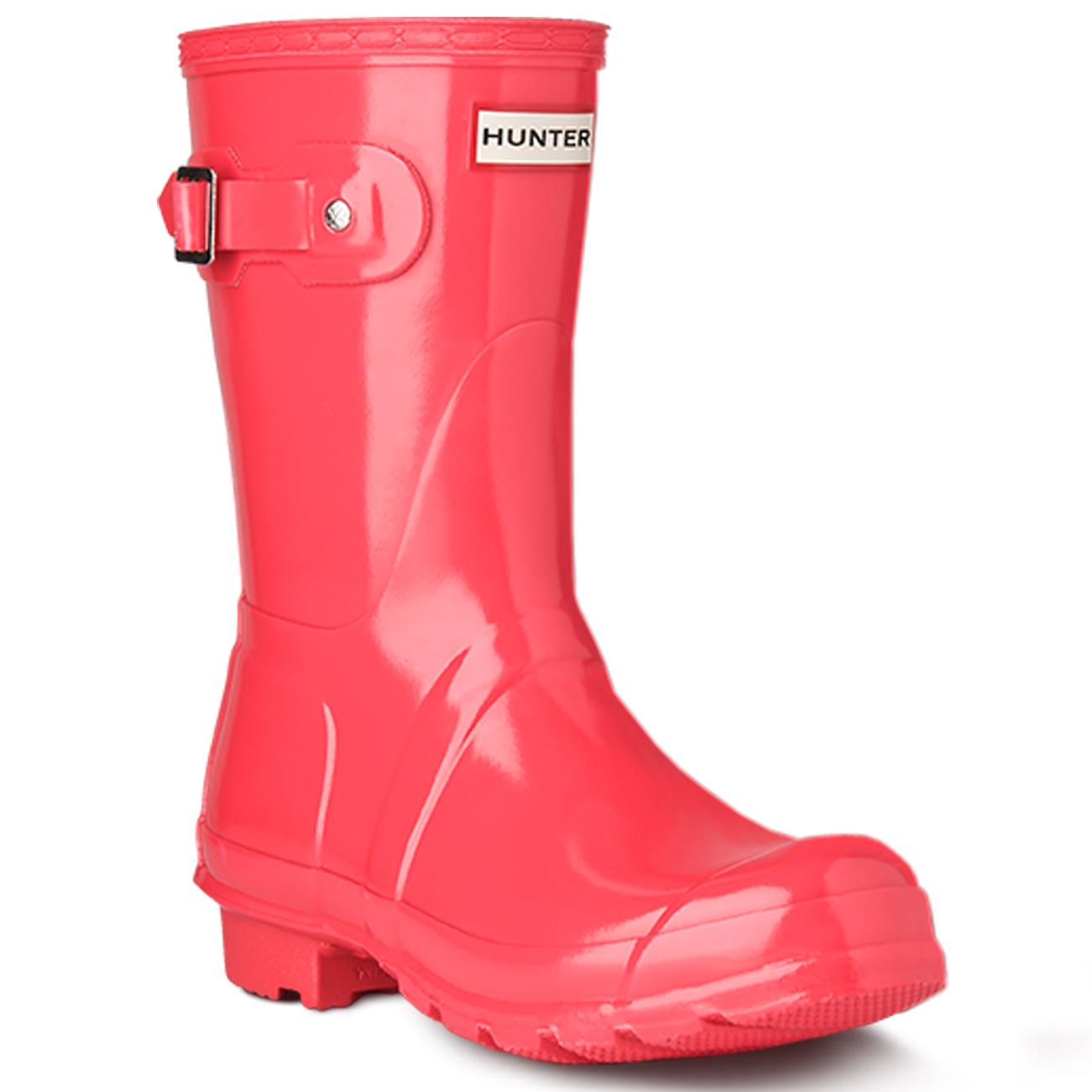 stivali da pioggia donna in gomma short gloss