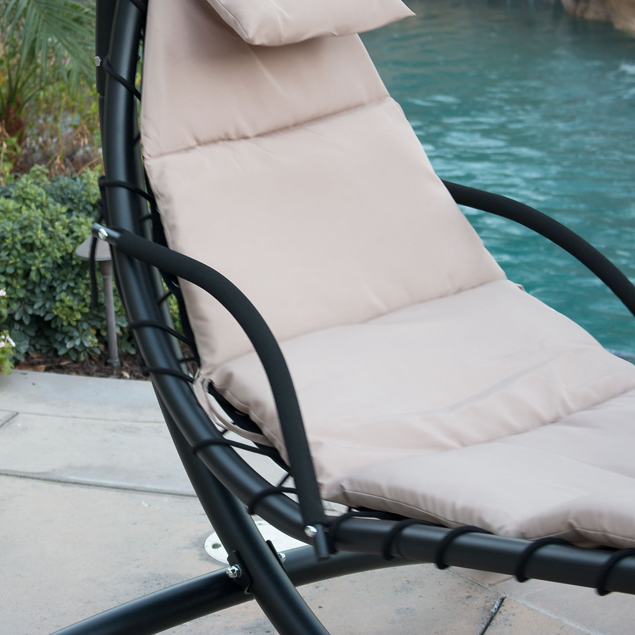 Hanging Helicopter dream Lounger Chair Arc Stand Swing ... on Hanging Helicopter Dream Lounger Chair id=71257