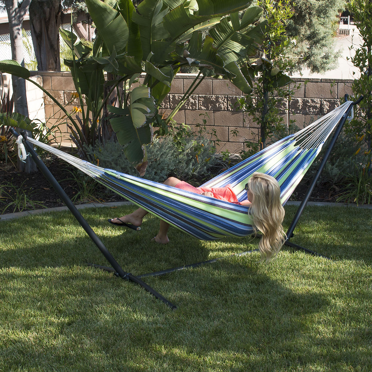 combo need style if luxury this hammock you stand two for in and double person las a