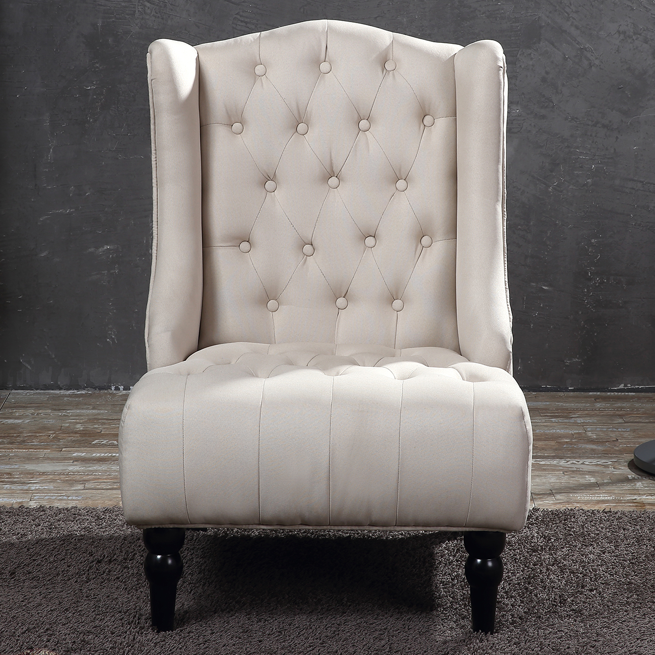 wing back accent chairs wingback accent chair tall high back living room tufted 22164 | 014 hg 30322 wh 2