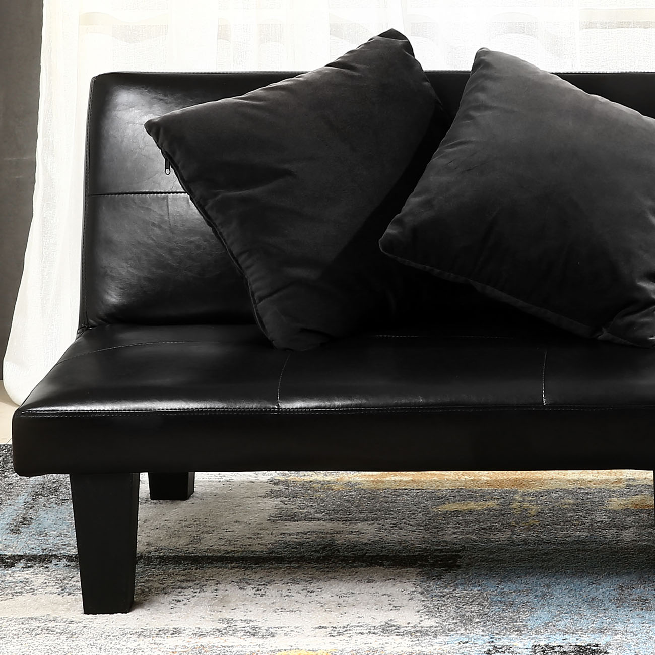 pin loveseat dorm sleeper folding urban outfitters and uooncampus