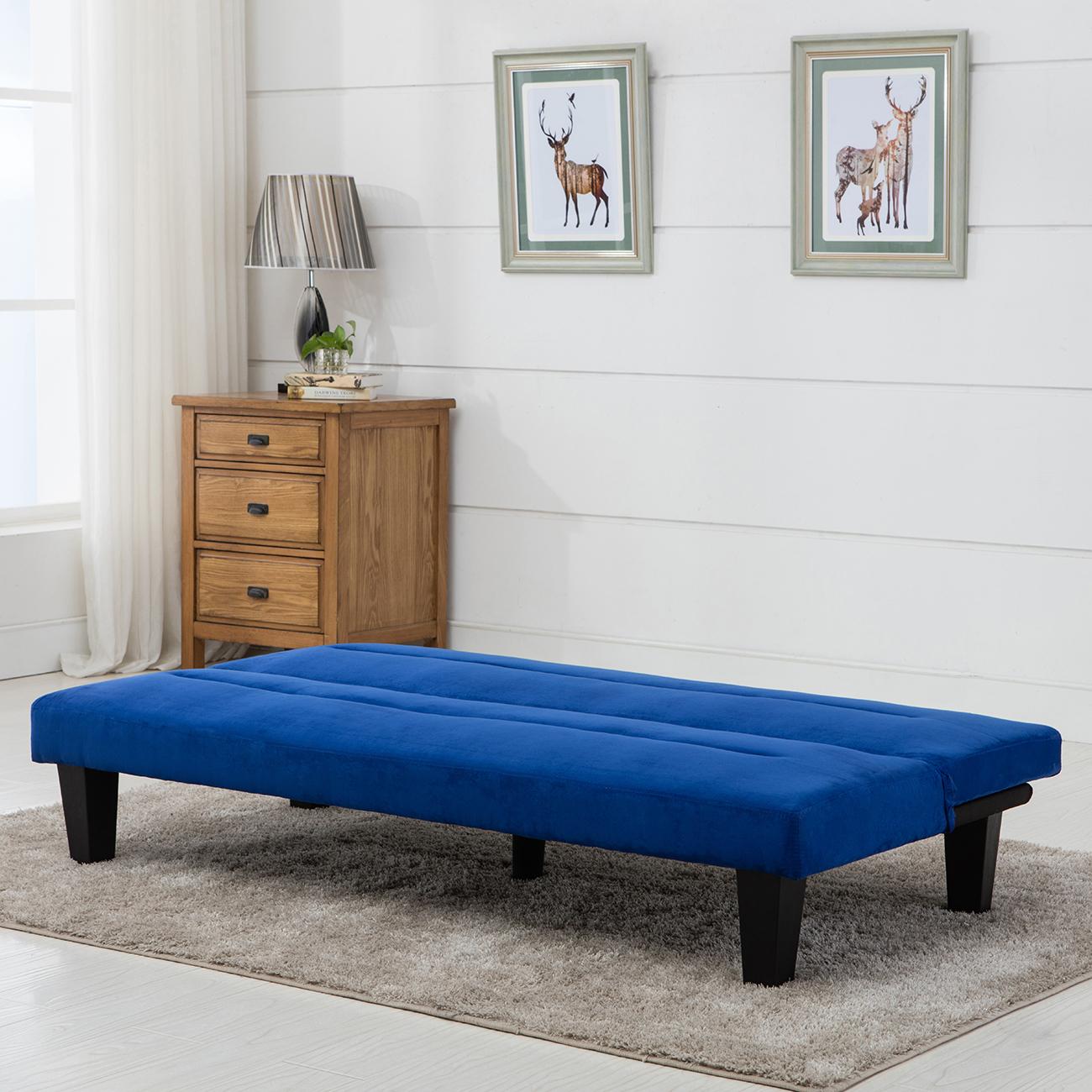 Modern Style Sofa Bed Futon Couch Sleeper Lounge Sleep