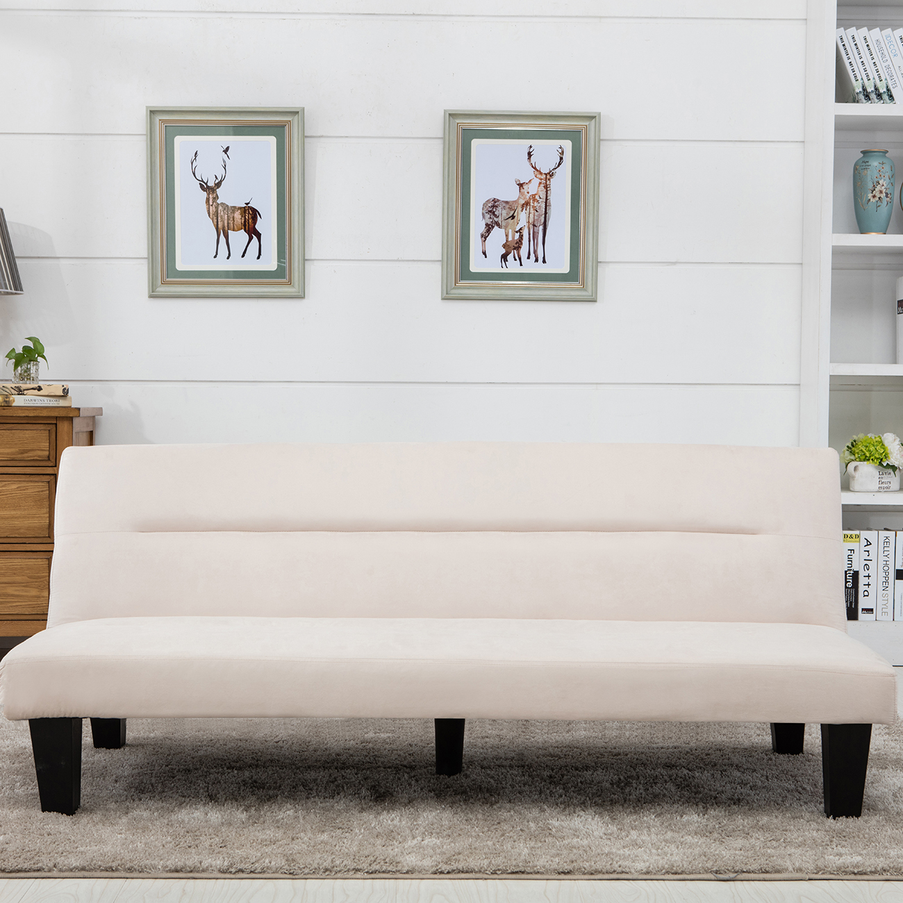 Exceptionnel Modern Style Sofa Bed Futon Couch Sleeper Lounge