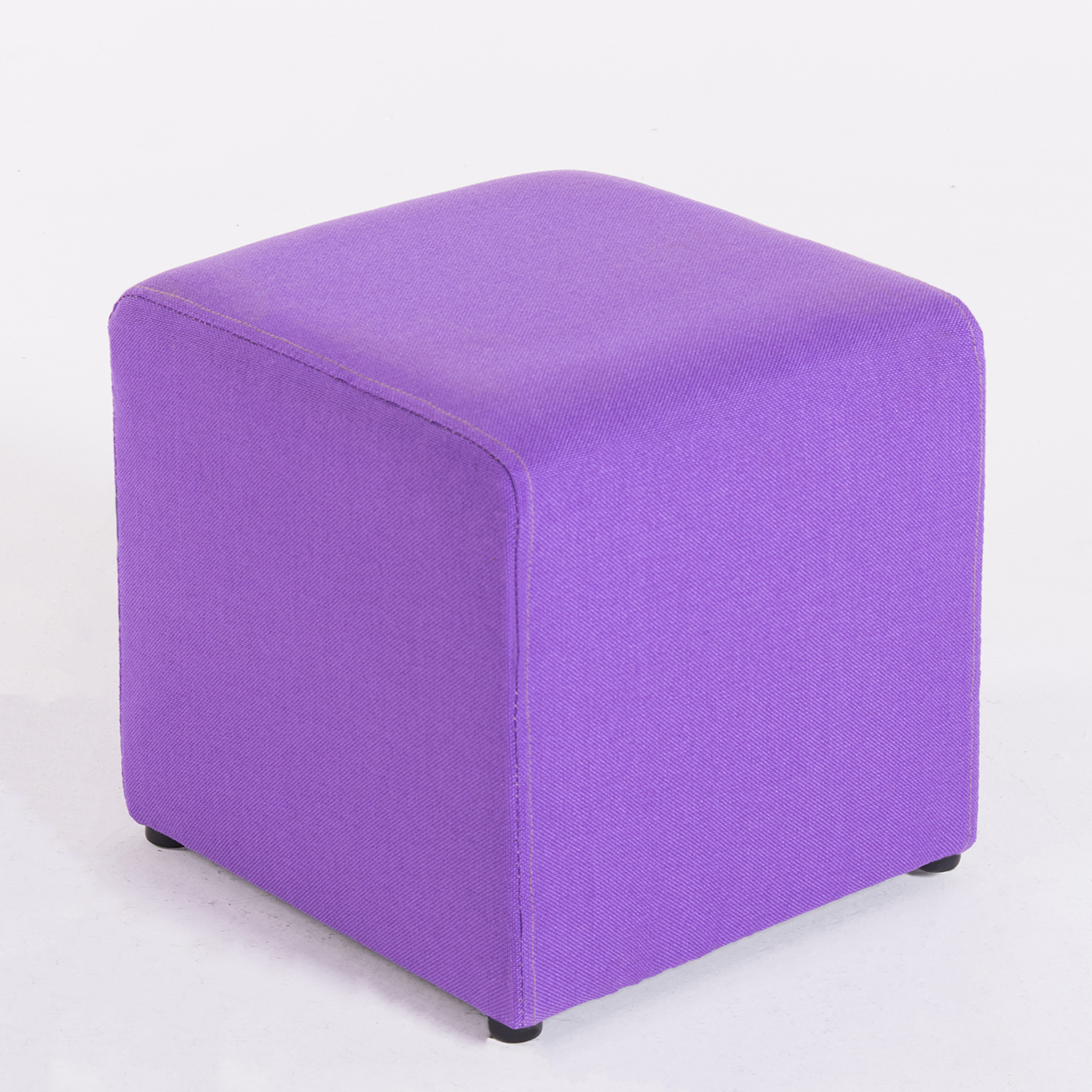 Incredible Details About Multi Function Small Ottoman Square Stool Seating Footstool Stool Green Purple Dailytribune Chair Design For Home Dailytribuneorg