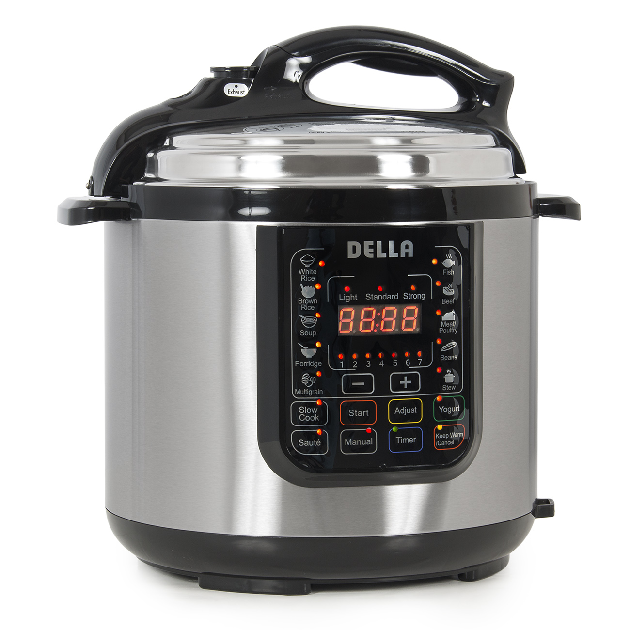 Portable Electric Cooker ~ Watt electric pressure cooker kitchen portable slow