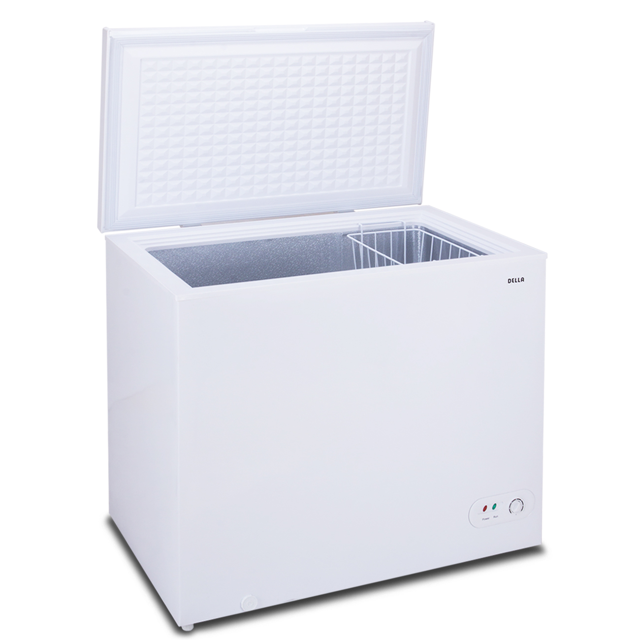 small deep freezer new chest freezer 6 9 cu ft size compact upright top 29516