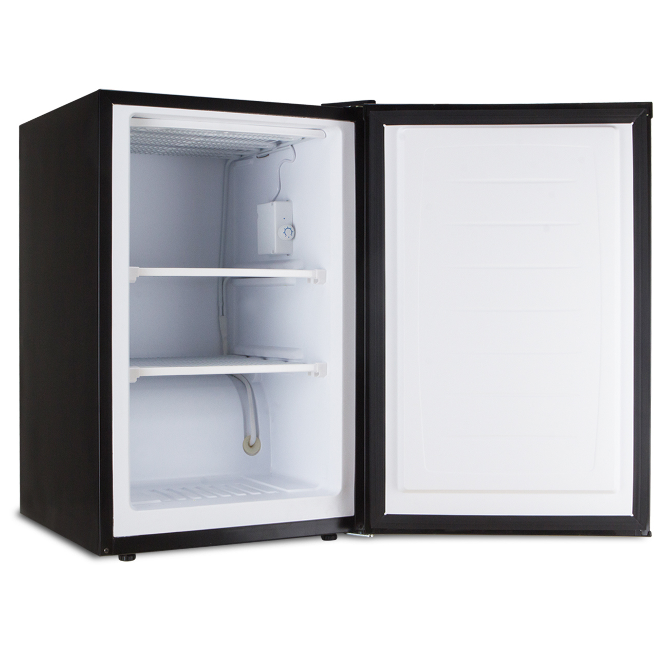 Compact Single Door Reversible Upright Freezer Appliances