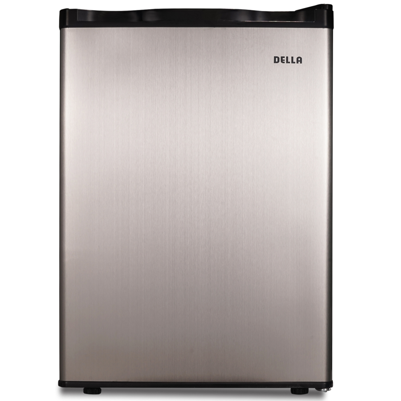 Stainless Steel 2.6 Cu Ft. Compact Refrigerator Mini Freezer Small Office  Fridge Part 89