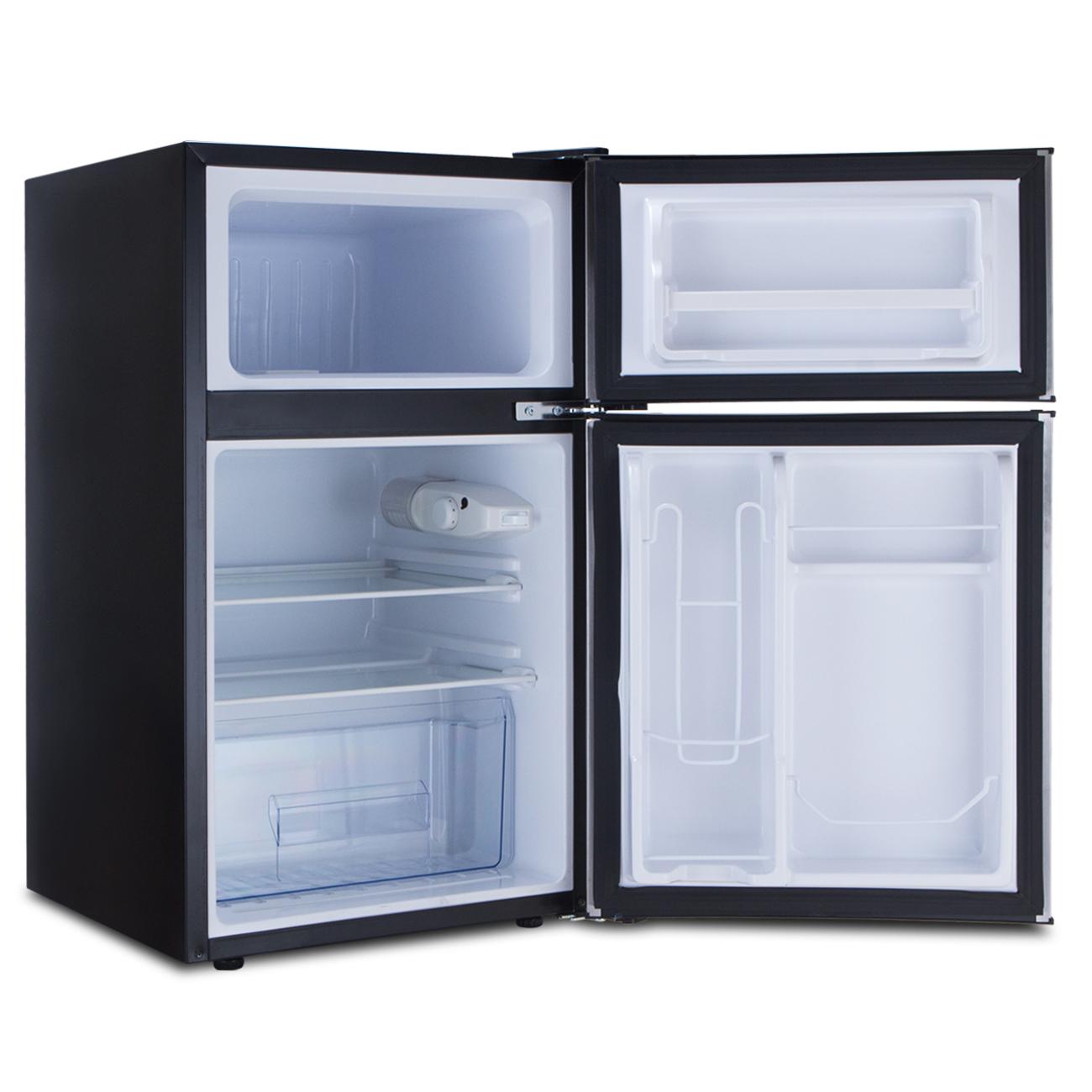New Compact 3 2 Cu Ft Fridge Mini Dorm Office Refrigerator