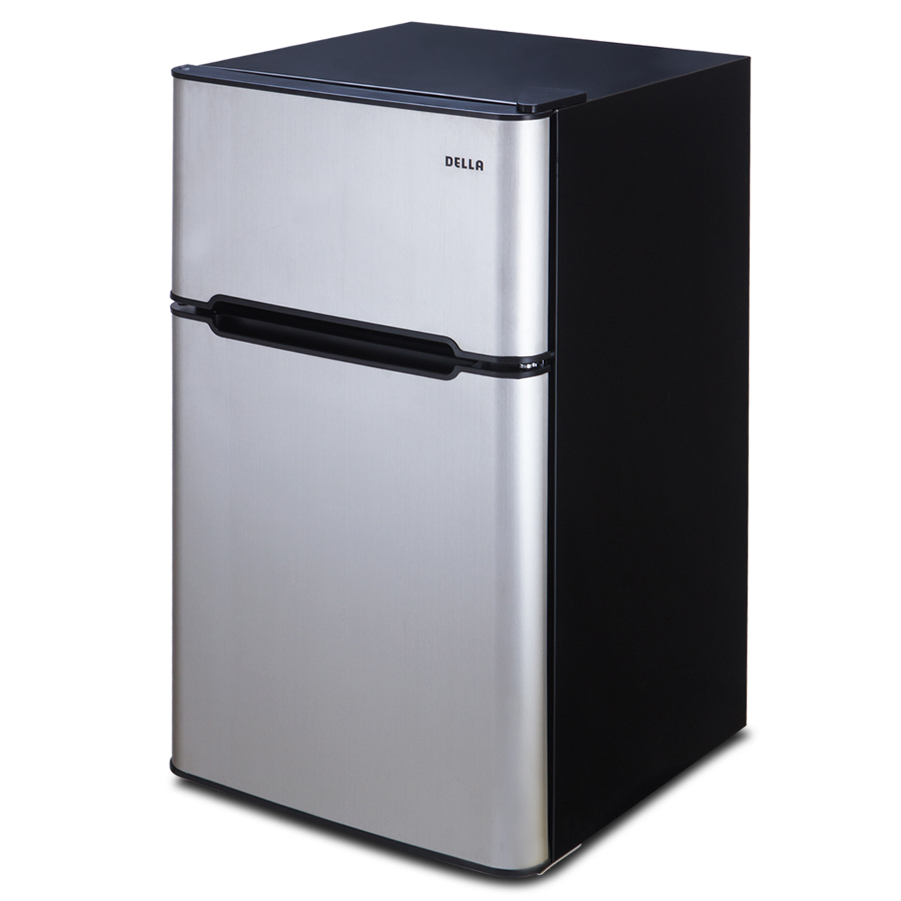 New compact 3 2 cu ft fridge mini dorm office refrigerator for Small room fridge