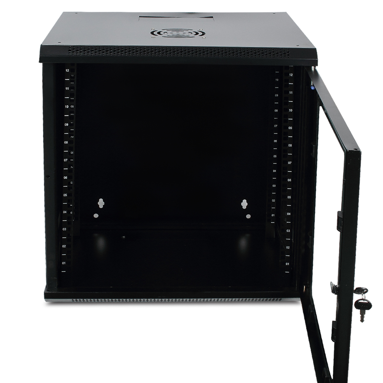 12u Wall Mount Network Equipment Server Data Cabinet Rack