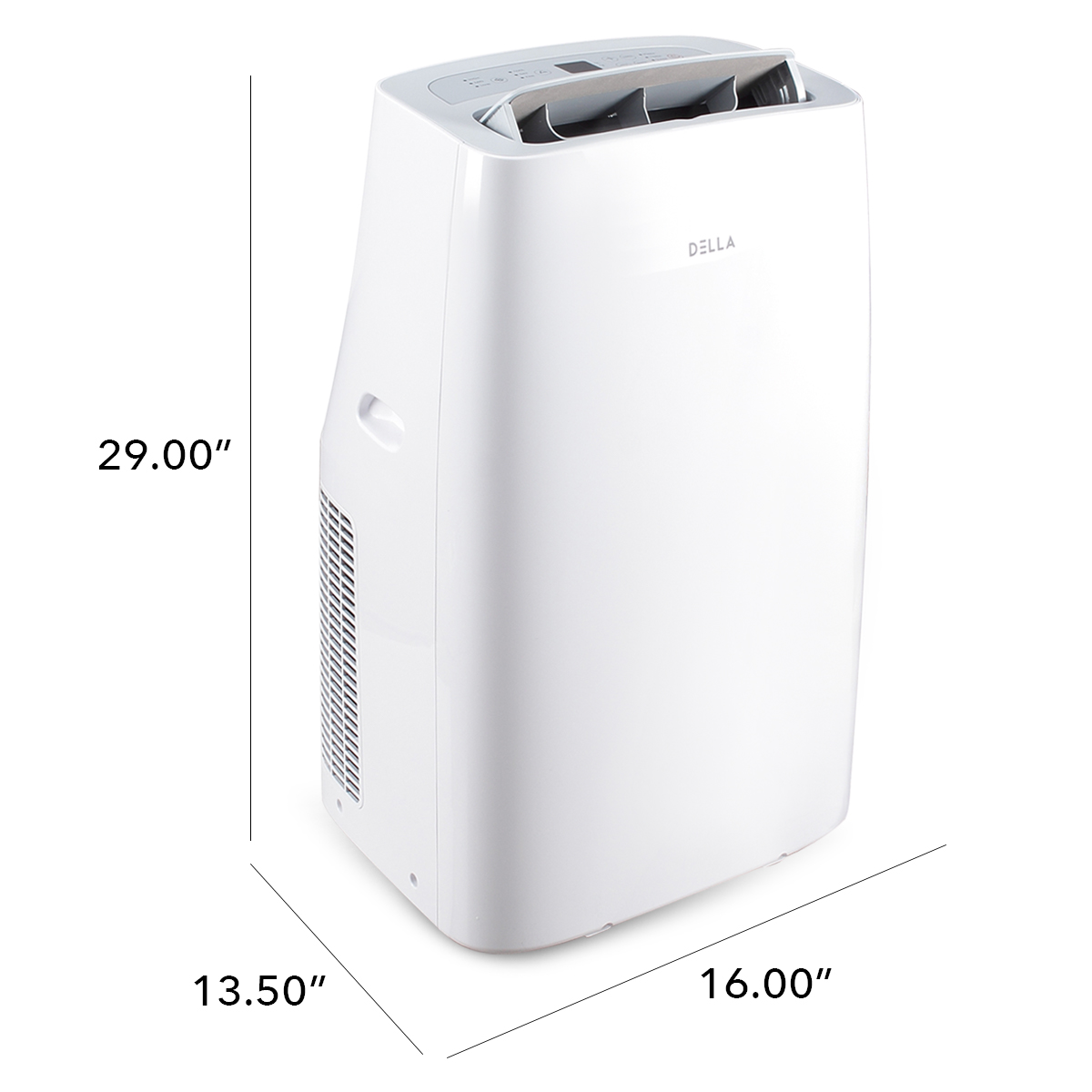 10,000 BTU Portable Air Conditioner 450 sq.ft A/C ...