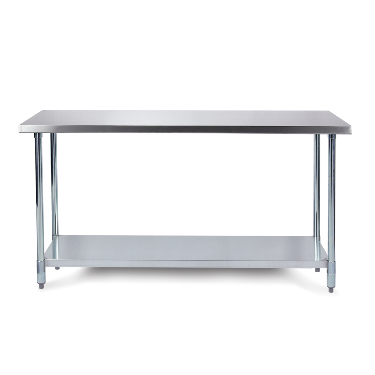 Stainless Steel 36 X 24 Indoor Outdoor Prep Table W Undershelf