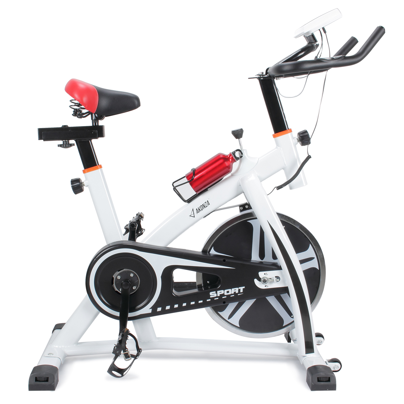 Exercise Fitness: Stationary Exercise Bicycle Indoor Cycling Cardio Workout