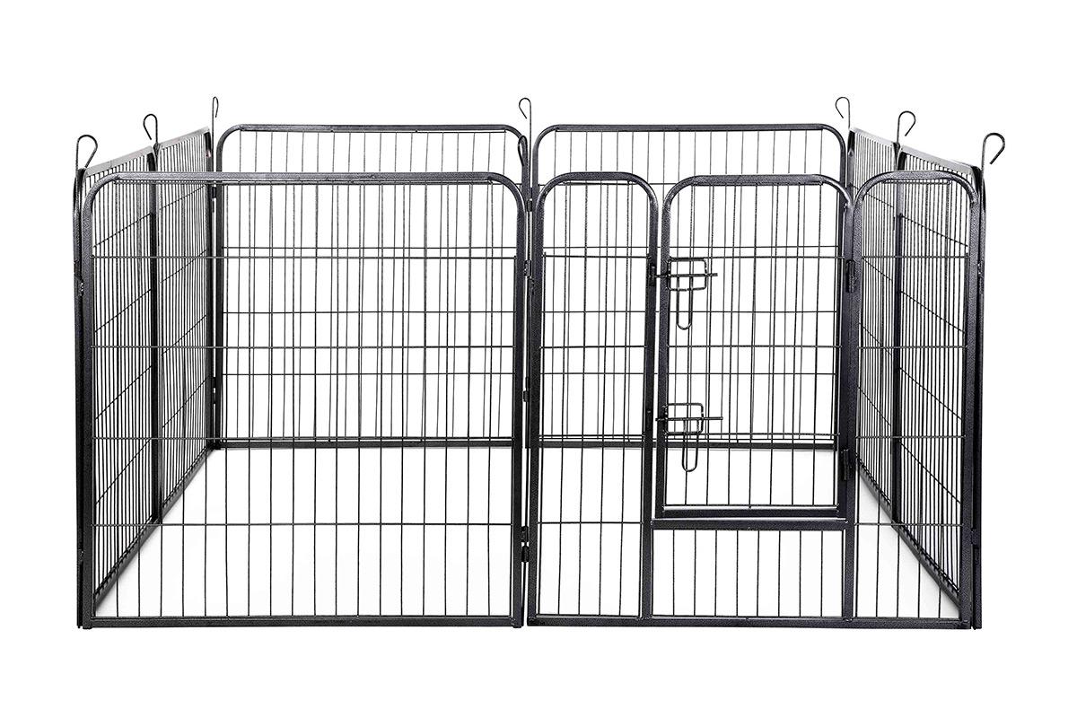 32 Quot Tall 8 Panel Metal Pet Playpen Dog Folding Exercise