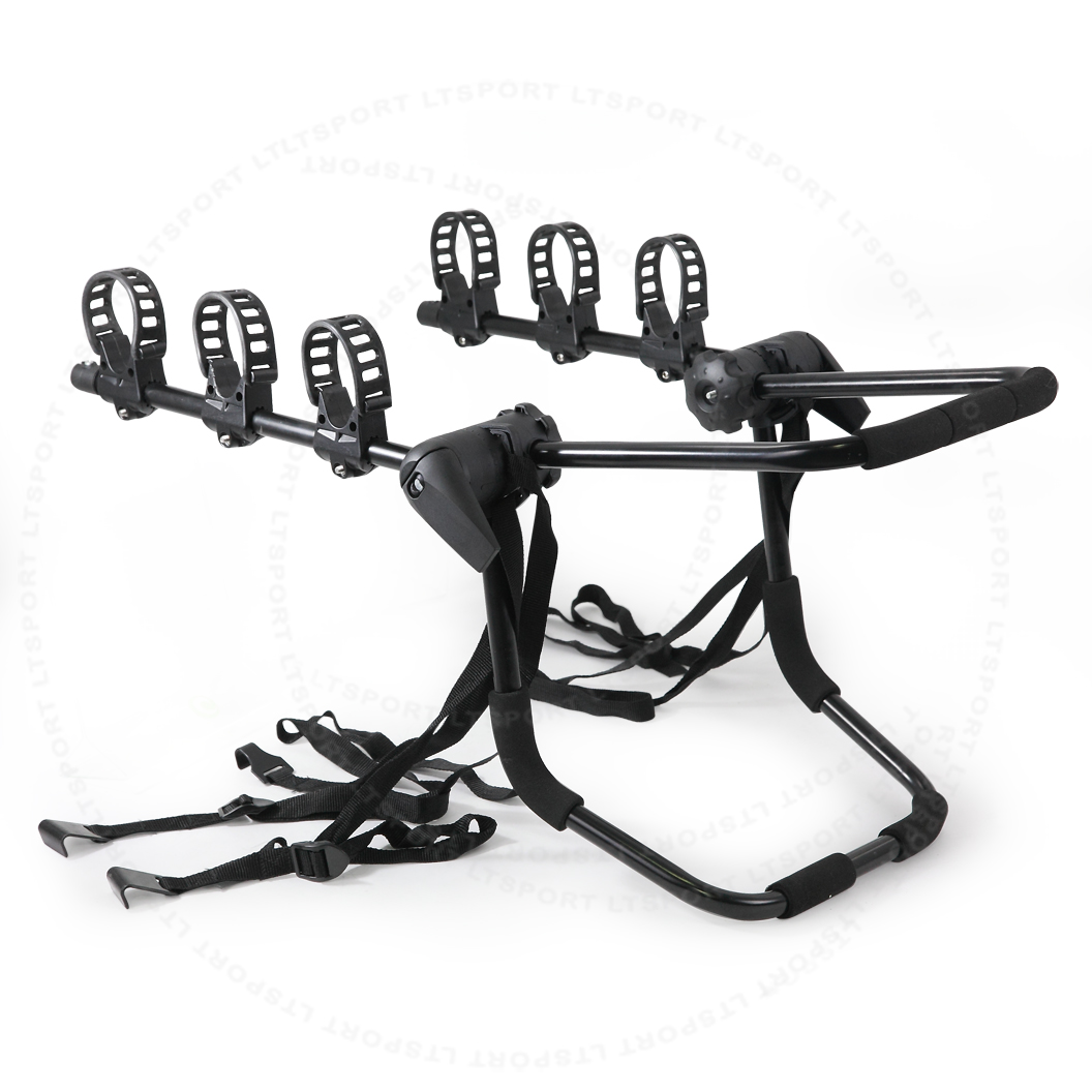 01 14 Toyota Rear Trunk Bicycle Rack Mount Bike Carrier 3