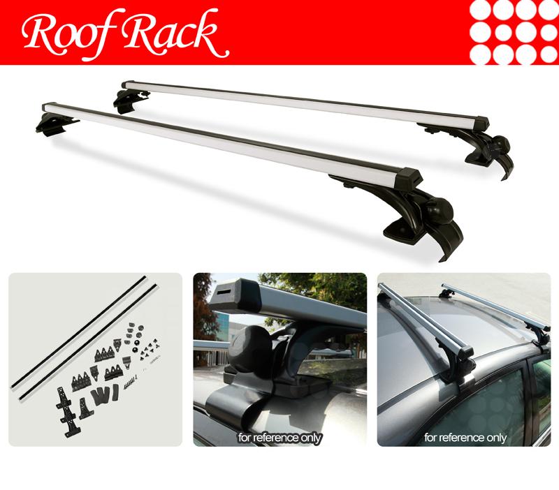 Honda Ford Dodge Sedan Coupe Roof Rack Cross Bars Kayak