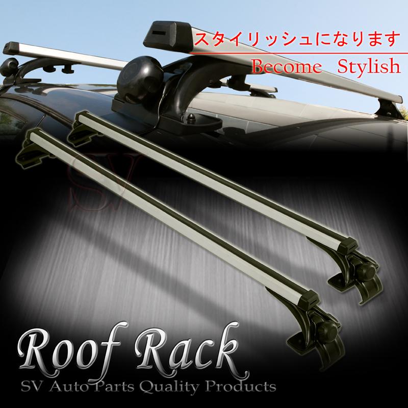 For Acura Chrysler Roof Rack Cross Bar Naked Top Mount