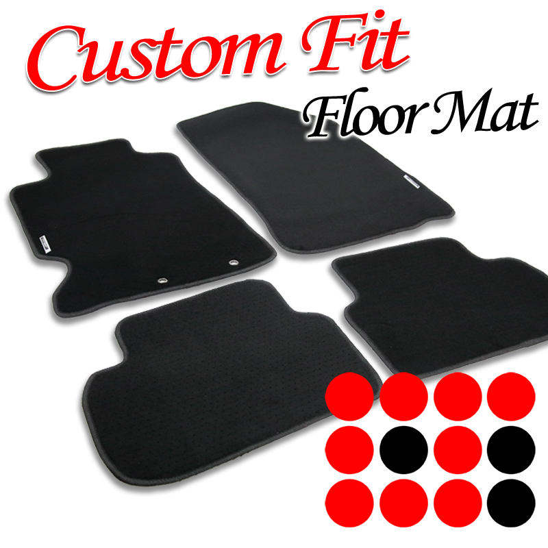 50oz Nylon Floor Mat Carpet Custom Fit 02 03 04 05 06