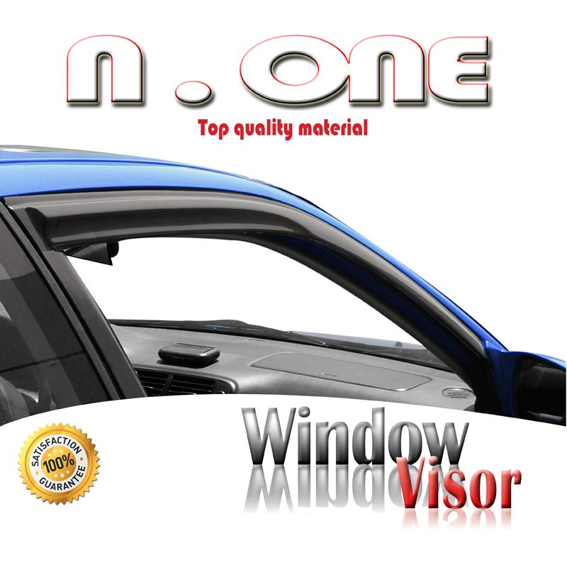 Window Visors Rain/Sun/Wind Guard Vent Shade Fit Acura