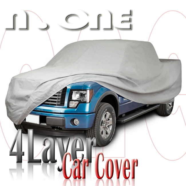 2015 CHEVROLET COLORADO Crew Cab 6ft Long Box Breathable Truck Cover