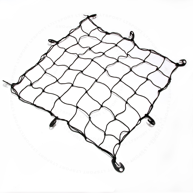 Black Car Roof Rack Cargo Net For 01 14 Acura Affordable