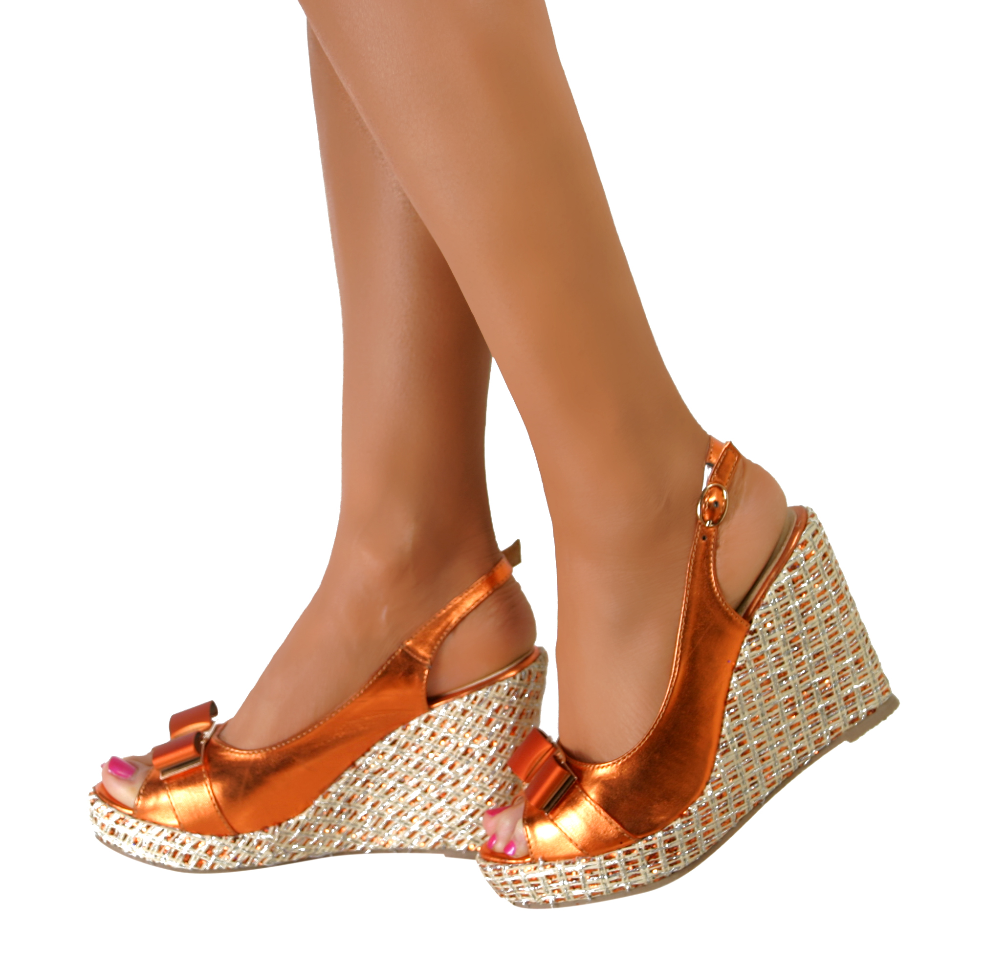 We Like 'em High. If you're a fan of heels, you'll love our collection of sky high heels. Stop in and shop all the trendy new styles, such as comfortable high heels, suede platform heels, pointy stilettos, heeled sandals, and more!