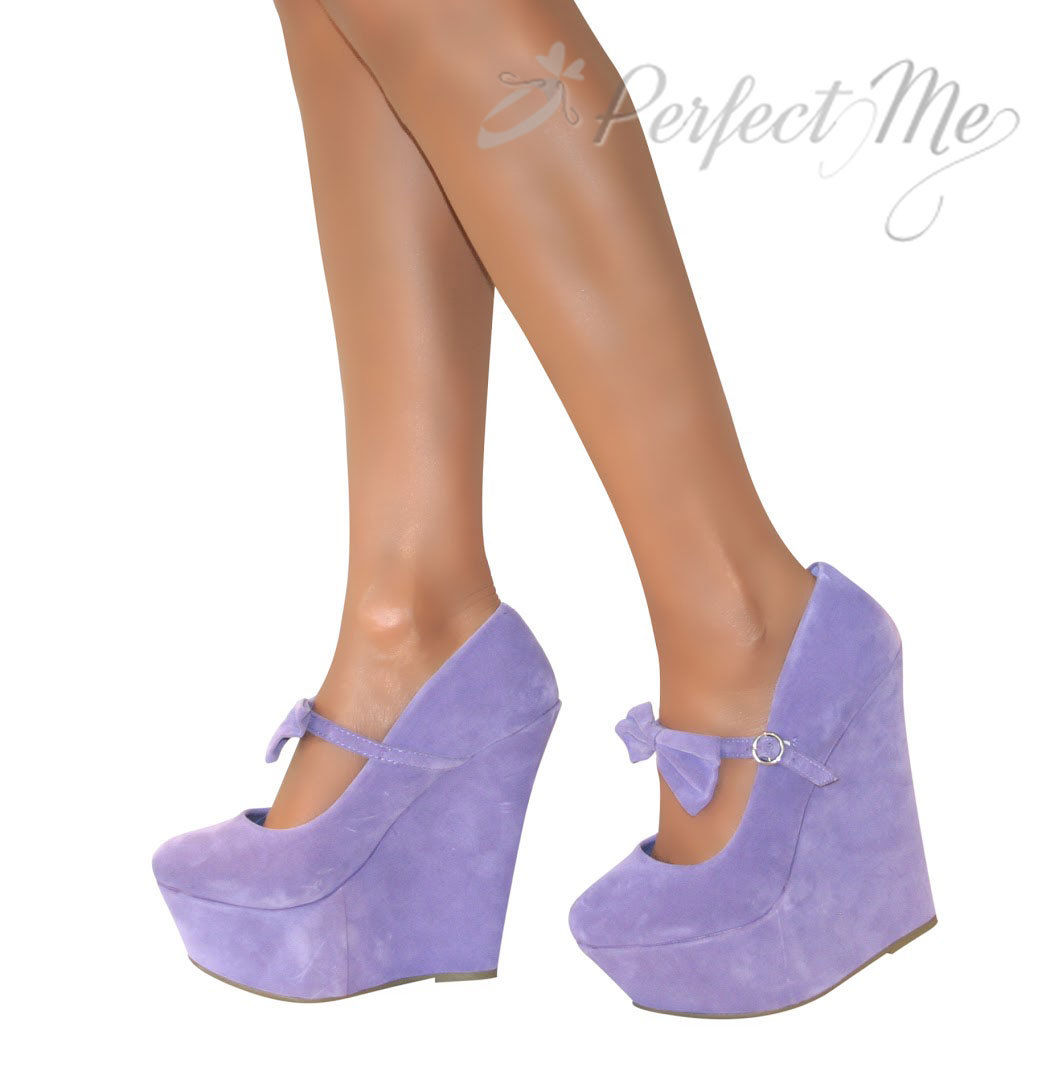 Lilac Wedding Shoes Size  Ebay